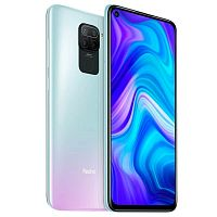 Смартфон Xiaomi Redmi Note 9 64GB/3GB White (Белый) — фото