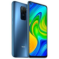 Смартфон Xiaomi Redmi Note 9 128GB/4GB Gray (Серый) — фото