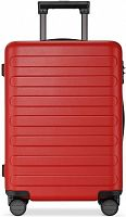 Чемодан RunMi 90 Fun Seven Bar Business Suitcase 20 Red (Красный) — фото