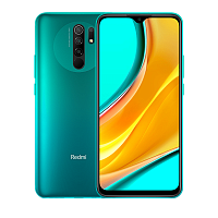 Смартфон Xiaomi Redmi 9 32GB/3GB NFC Green (Зеленый) — фото