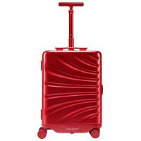 Умный чемодан Xiaomi LEED Luggage Cowarobot Robotic Suitcase Red (Красный) — фото