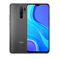 Смартфон Xiaomi Redmi 9 64GB/4GB NFC Black (Черный) — фото