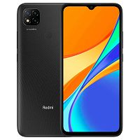 Смартфон Xiaomi Redmi 9C 32GB/2GB Black (Черный) — фото